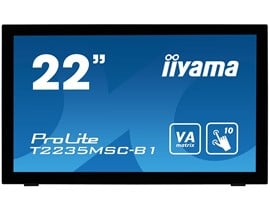 "iiyama ProLite 22"" Full HD LED Touchscreen Monitor"