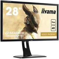 iiyama G-Master Gold Phoenix 28 inch LED 1ms Gaming Monitor, 1ms