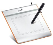 Genius EasyPen i405X Graphic Tablet with Cordless Pen