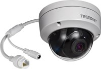 TRENDnet (8MP) IR Dome Network Camera 4K H.265 WDR PoE Day/Night Indoor/Outdoor (Silver) V1.0R