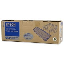 Epson 0437 High Capacity Toner Cartridge