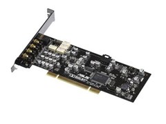 Asus Xonar D1/XD Low Profile PCI 7.1 Channel Audio Card