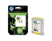 HP No.88 Large (17ml) Yellow Ink Cartridge