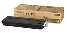 Kyocera TK-420 Black (Yield 15000 Pages) Toner Cartridge for KM-2550 Printers