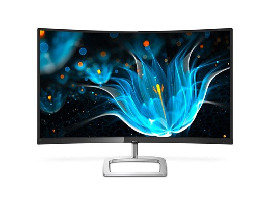 "Philips 278E9QJAB 27"" Full HD VA Curved Monitor"