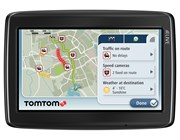 TomTom Go Live 825 (5.0 inch) Portable GPS Car Navigation System with Europe Maps