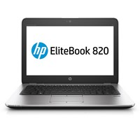 HP EliteBook 820 G3 12.5 Laptop - Core i7 2.5GHz, 8GB RAM, 256GB