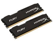 HyperX FURY Black 8GB (2x 4GB) 1866MHz DDR3 RAM