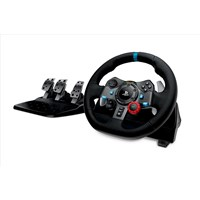 Logitech G29 Driving Force Racing Wheel for PlayStation 4, PlayStation 3 and PC