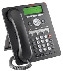 Avaya one-X 1608i IP Deskphone Value Edition (Dark Grey)