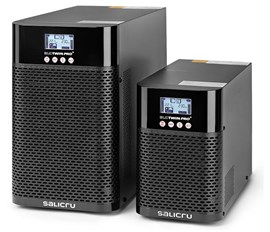 Salicru SLC 700 TWIN PRO 2 (700VA) Double Conversion Uninterruptible Power Supply