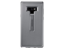 Samsung Protective Standing Cover (Silver) for Galaxy Note9 Smartphones