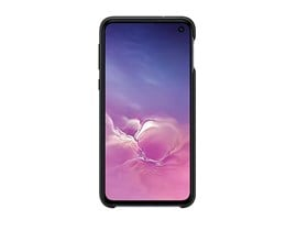 Samsung EF-PG970 Silicone Cover (Black) for Galaxy S10e