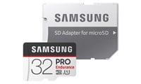 Samsung PRO Endurance MB-MJ32GA (32GB) SDHC UHS-I Memory Card with SD Adaptor