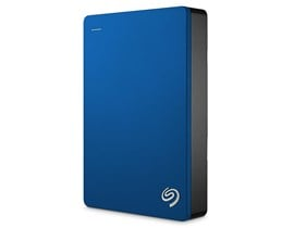 Seagate 5TB Backup Plus External HDD