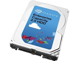 Seagate Enterprise Capacity (1TB) 2.5 inch Hard Drive (7200rpm) 6Gb/s SATA 128MB (Internal) - 512 Native