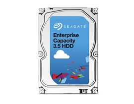 Seagate Enterprise Capacity (4TB) 3.5 inch Hard Drive (7200rpm) 12Gb/s SAS 128MB (Internal) - Standard 512 Emulation Model
