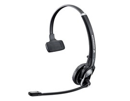 Sennheiser DW 20 Wireless Monaural Pro Headset with Adjustable Microphone Arm and Ultra Noise Cancelling Microphone
