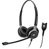 Sennheiser Century SC 668 Premium Double Sided CC&O HS, ED Narrowband Binaural Wired Headset with Noise Cancelling Microphone