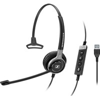 Sennheiser Century SC 660 USB ML Dual-Sided Stereo Headset with Noise Cancelling Microphone