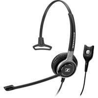 Sennheiser Century SC 630 Monaural CC&O HS Single-Sided Wired Headset with Noise-Cancelling Microphone