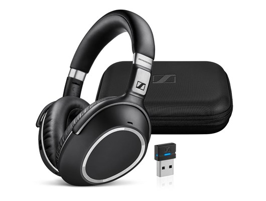 Sennheiser MB 660 UC MS Wireless Adaptive ANC Wireless Headset with Dongle and Microphone