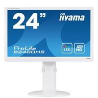 iiyama ProLite B2480HS 23.6 inch LED Monitor - Full HD, 2ms, HDMI