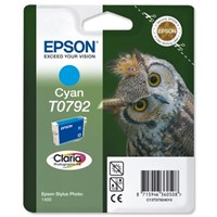 Epson Ink Cartridge Cyan T0792