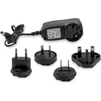 StarTech.com Replacement 20V DC Power Adaptor (Black) for DK30A2DH and DK30ADD Docking Stations
