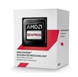 AMD Sempron 3850 1.3GHz Quad Core AM1 APU with Radeon R3 Graphics - 25W TDP