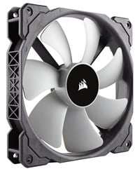 Corsair ML Series ML140 Magnetic Levitation Fan (140mm) - (Twin Pack)