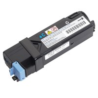 Dell KU051 High Capacity (Yield 2,000 Pages) Cyan Toner for Dell 1320c Colour Laser Printers