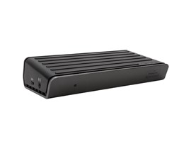Targus Universal USB -C DV4K  Docking Station Wth Power (Black)