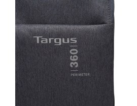 Targus 360 Perimeter Laptop Padded Sleeve (Ebony) Fits up to 14 inch Laptops