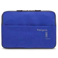 Targus 360 Perimeter Laptop Padded Sleeve Dazzling Blue) Fits up to 14 inch Laptops
