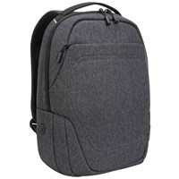 Targus Groove X2 Compact Backpack (Charcoal) for 15 inch Laptops/MacBooks