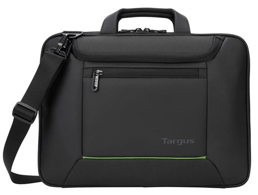 Targus Balance EcoSmart Briefcase (Black) for 14 inch Laptops