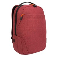 Targus Groove X2 Compact Backpack (Dark Coral) for 15 inch Laptops/MacBooks