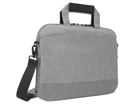 Targus CityLite Laptop Case (Grey) for 14 inch Laptops