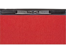 Targus 360 Perimeter Laptop Padded Sleeve (Flame Scarlet) Fits up to 14 inch Laptops
