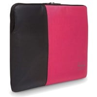 Targus Pulse Laptop Sleeve (Black/Rouge Red) for 13 inch to 14 inch Laptop