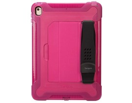 Targus SafePort Rugged Tablet Case (Pink) for Apple iPad (2018/2017)/iPad Pro (9.7 inch)/iPad Air 2 (9.7 inch)