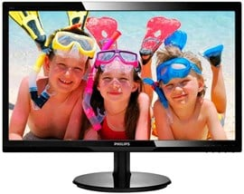 "Philips V-Line 24"" Full HD LED Monitor"