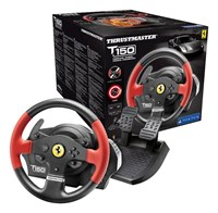 Thrustmaster T150 Ferrari Racing Wheel and Pedal Set