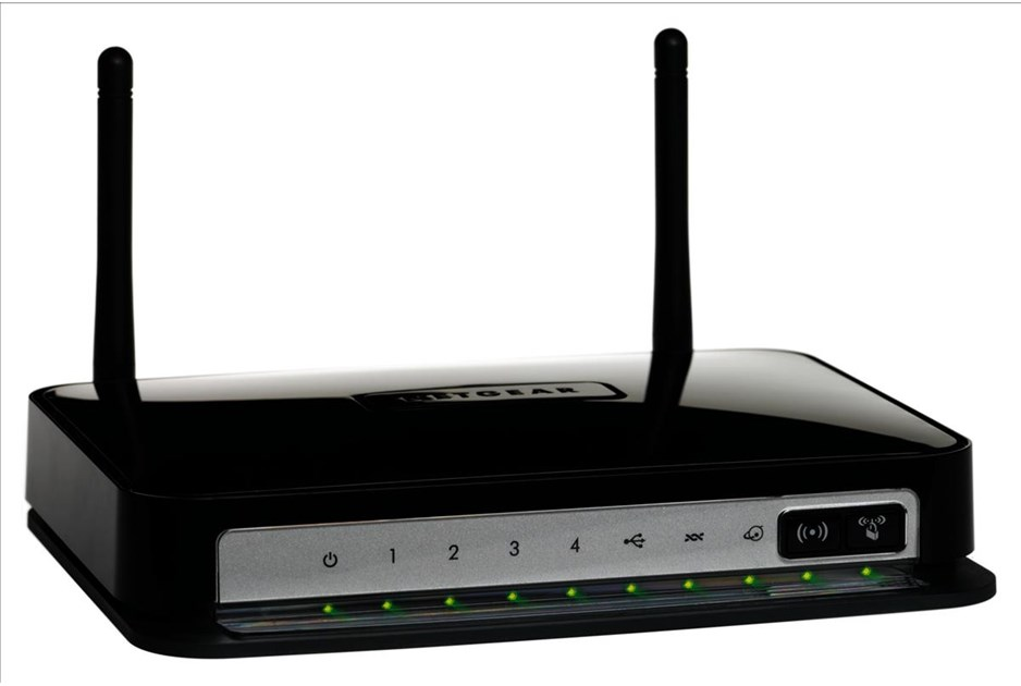Netgear DGN2200 4-port Wireless ADSL Router - DGN2200-100UKS - CCL ...: cclonline.com/product/41737/dgn2200-100uks/adsl-routers/netgear...