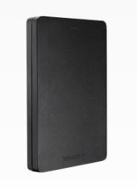 Toshiba 500GB Canvio Alu USB3.0 External HDD