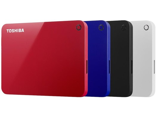 Toshiba 1TB Canvio Advance USB3.0 External HDD