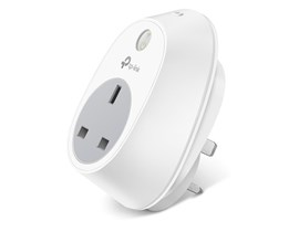 TP-Link HS100 Kasa Smart Wi-Fi Plug 2.4GHz 802.11b/g/n (White) *Open Box*