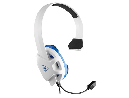 Turtle Beach Recon Chat Headset - EU (White) for PS4