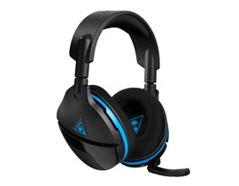 Turtle Beach Ear Force Stealth 600 Gaming Headset (Black) for Sony PS4 and PS4 Pro Consoles